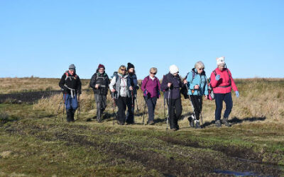 Rocking Stone, led by Peter and June